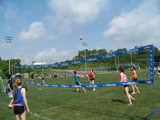 Youth Grass Volleyball